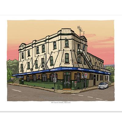 Caledonian Hotel